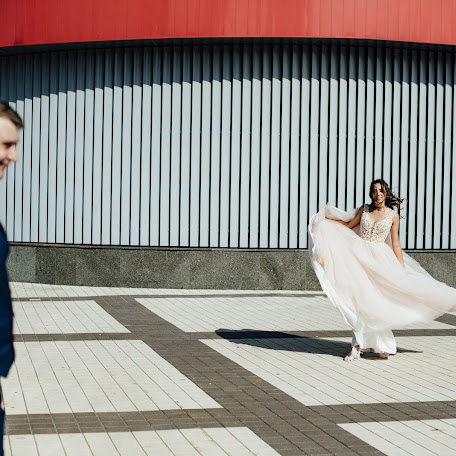 Свадебный фотограф Андрей Грибов (GogolGrib). Фотография от 07.11.2018