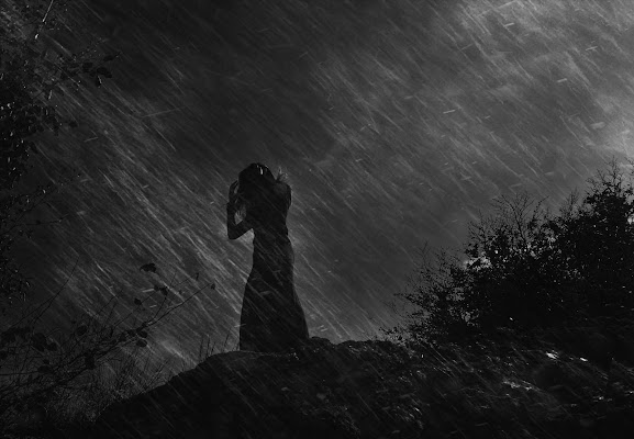 Sola nella tormenta di mt antona
