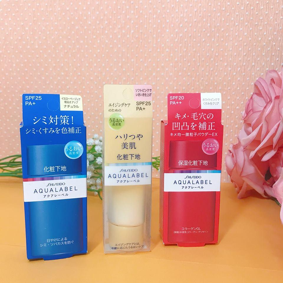 Review kem lót Shiseido tốt nhất cho lớp nền hoàn hảo mà chị em đang cần 5