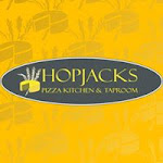 Logo for Hopjacks Pizza Kitchen & Taproom