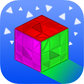 Color Glide: Relaxing Brain Puzzle Game