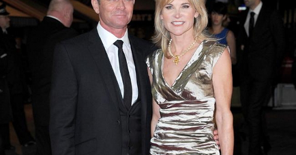 Grant Bovey told Anthea Turner baby problems ruined their marriage