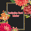 Invitation Card Maker Ecards & Digital invites icon