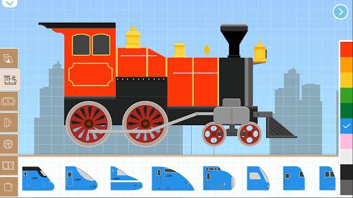 Labo Brick Train Build Game For Kids & Toodlers apkdebit screenshots 5