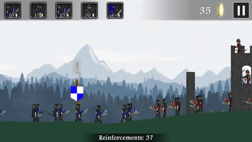 Knights of Europe  captures d'écran 1