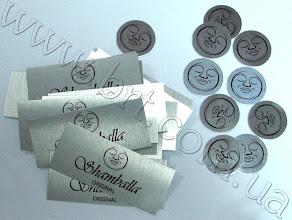 Photo: Шильдики из металла для оформления витрин магазинов Shamballa ORIGINAL (ювелирные украшения)