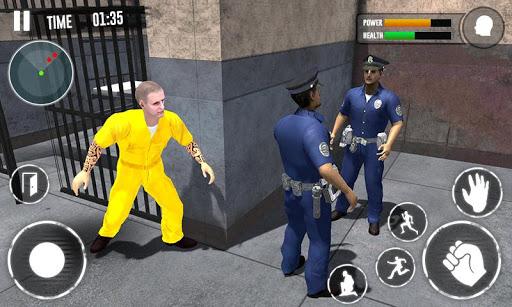 Code Triche Jail Break Escape - Prison Fighting Game APK MOD (Astuce) screenshots 1