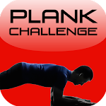 Plank Challenge Icon
