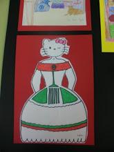 Photo: Meninas  Alumnado 5º. Andrea J
