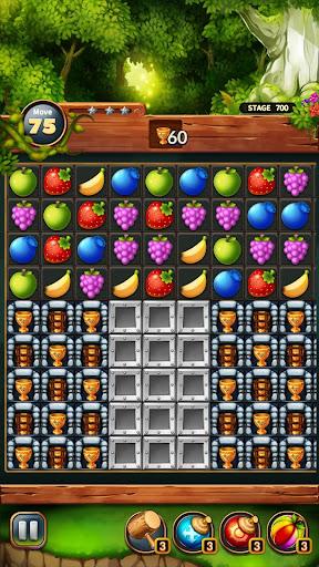 Sweet Fruit POP : Match 3 Puzzle apkmr screenshots 7