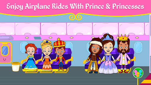 ud83dudc78 My Princess Town - Doll House Games for Kids ud83dudc51 apkmr screenshots 9