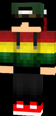 Reggae Nova Skin