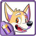 Corgi Battery Widget icon