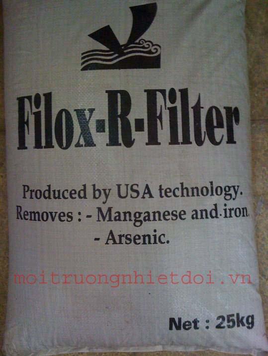 hạt filox xử lý nước 0985025566