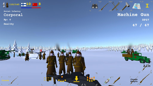 Winter War - screenshot