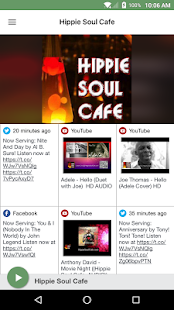 Hippie Soul Cafe- screenshot thumbnail