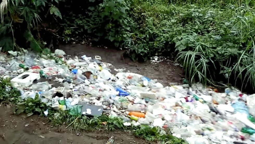 VÍDEO: El río más sucio del mundo está en Guatemala