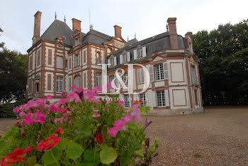 château à Montreuil-l'Argillé (27)