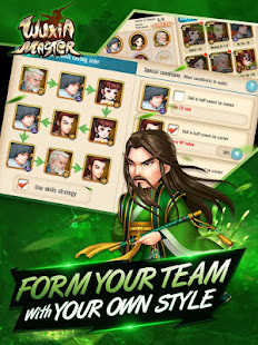 Download Wuxia Master: Legends Arena For PC Windows and Mac APK 2 0