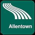 Карта Аллентауна оффлайн icon