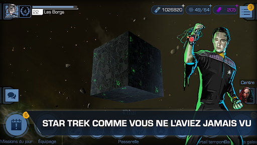 Star Trek Timelines  captures d'écran 1