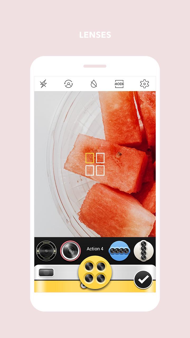 Cymera - Photo & Beauty Editor screenshot #7
