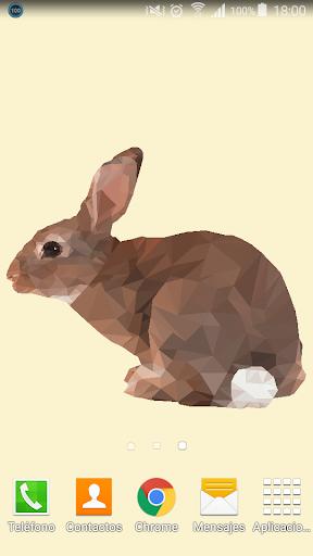 Low Poly Rabbit