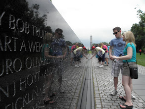 Photo: Vietnam War Memorial