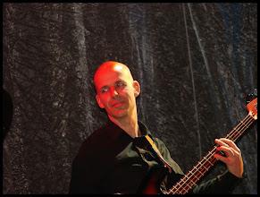 Photo: Stéphane Fish (contrebasse et basse électrique)