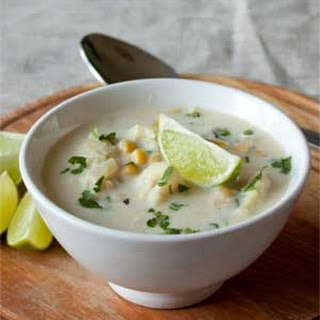 Fish Chowder With Coconut Milk Recipes