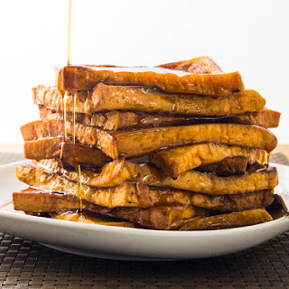 Perfect Quick-and-Easy French Toast.