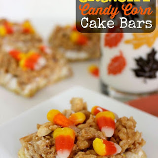 Sweet and Salty Halloween Goody Bars Recipe
