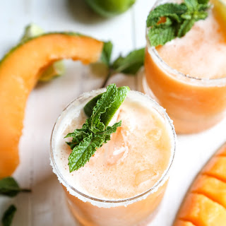 Cantaloupe Drink Alcohol Recipes