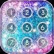 Glitter Keypad Lock Screen APK