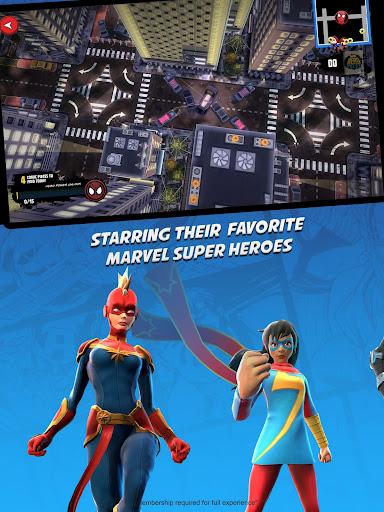 Marvel Hero Tales filehippodl screenshot 9