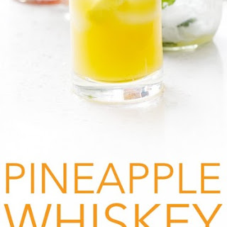 Pineapple Whiskey Punch Recipe