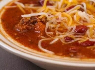 Fredda's Taco Soup Recipe