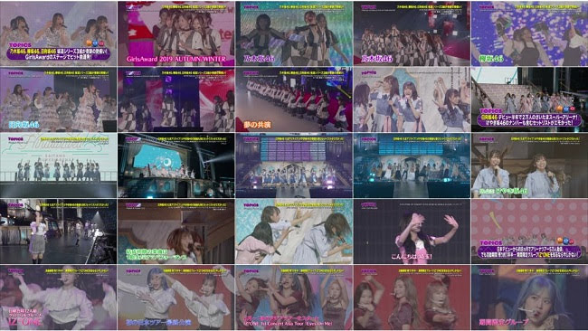 [TV-Variety] Japan Countdown (46G IZONE Part) (2019.10.06)