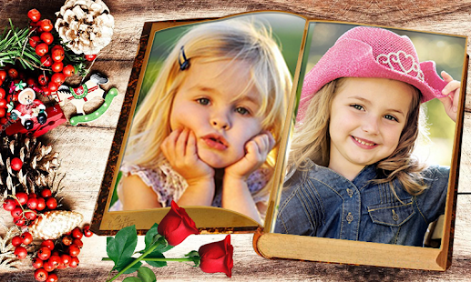 Dual Collage Photobook Frames - náhled
