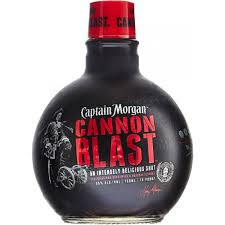 Logo for Captain Morgan Cannon Blast