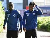 Marvelous Nakamaba et Clinton Mata prêts à jouer avec le Club de Bruges