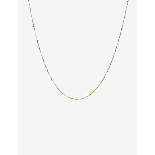 Necklace Chain 40 CM Guld