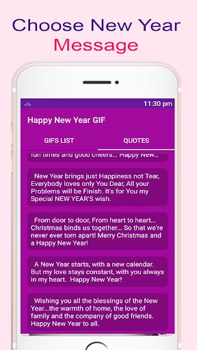 New Year GIF 2018 1.0 screenshots 7