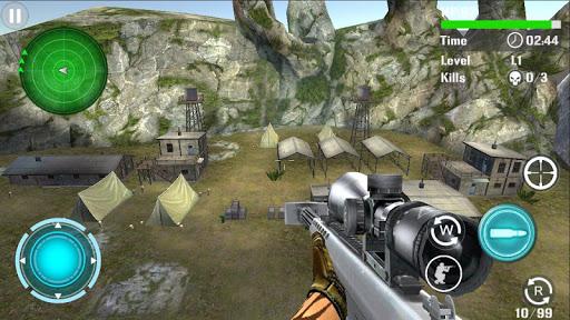 Mountain Sniper Shooting 1.4 screenshots 9