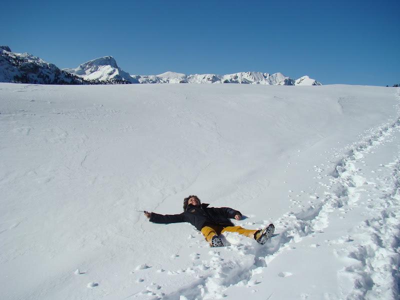 Tuffo nella neve di gianfranco_ravizza