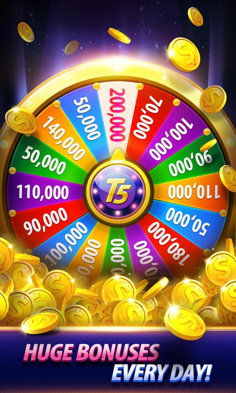 Take Five Slots