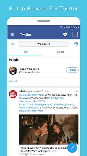 Swifter For Facebook - 3 IN 1  screenshots 3