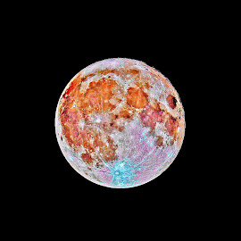 Super Moon 4/12/2017 by Richard Lawes - Novices Only Landscapes