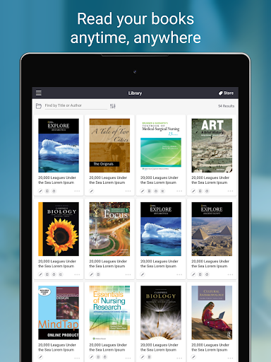 Bookshelf 9.3.2 screenshots 8