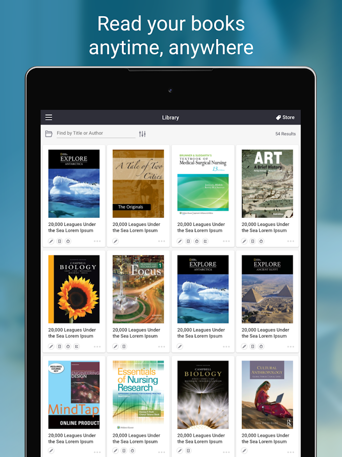 bookshelf chegg ereader pc android apps google vitalsource ebooks read play apk file description